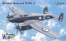 Valom 1/72 Model Kit 72030 Bristol Brigand B.Mk.I